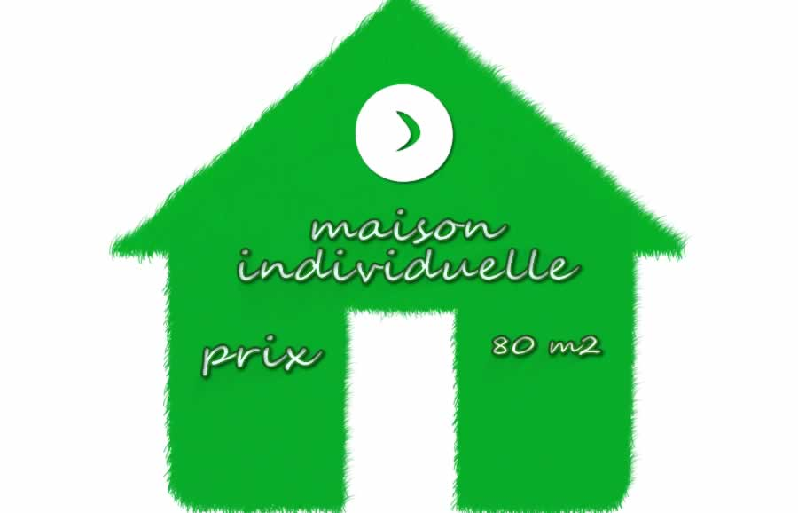 Prix maison individuelle 80m2 Réunion 974